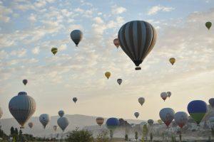 Hot-Air-Balloons-Cappadocia-Turkey