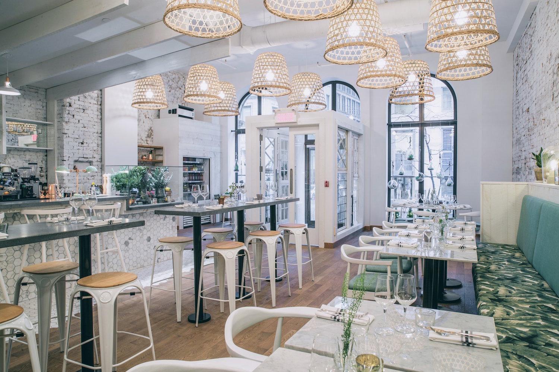 LOV - best vegan Old Montreal restaurants -- Where to Eat in Old Montreal