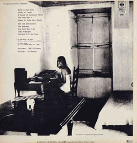 Leonard Cohen - Songs from a Room - 270
