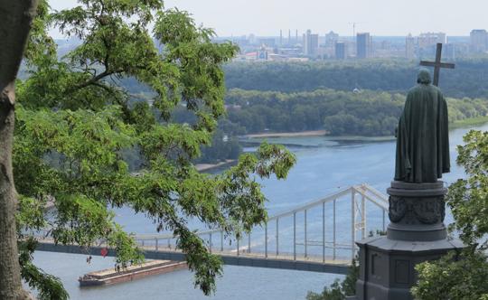 IMG_7592 - St Volodymyr & Dnieper River - 540