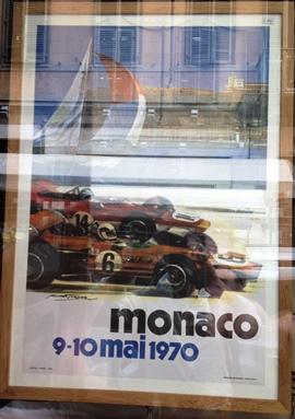 IMG_0977 - Monaco GP poster - 1970 - 270