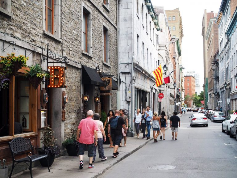 The Best Old Montreal Restaurants - Barroco for excellent French food in Montreal