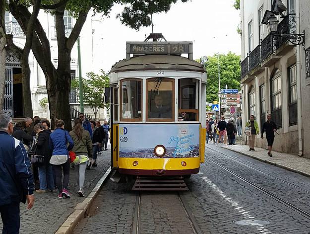 Joe tram