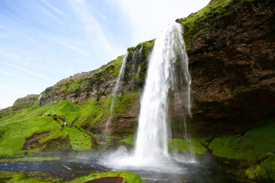 Waterfalls in Iceland - Seljalandsfoss, South Iceland - The BestDay Trips From Reykjavik