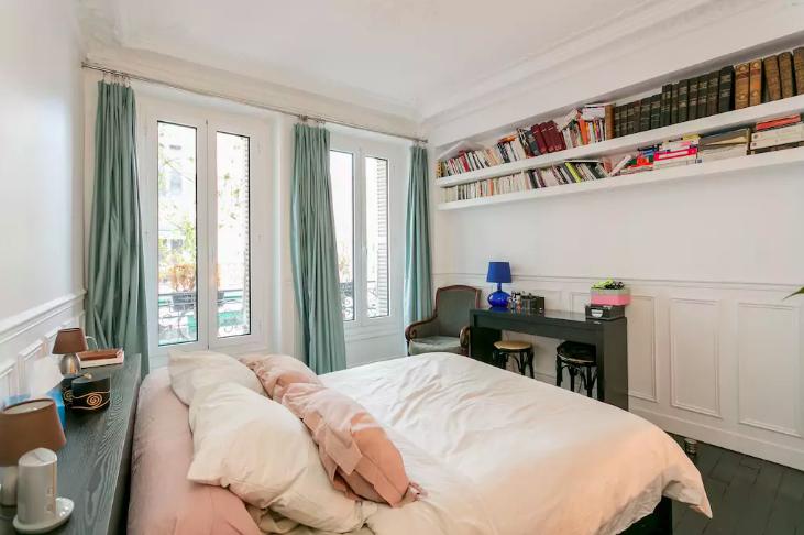 Romantic AirBNBs in Paris - Airbnb in Latin Quarter