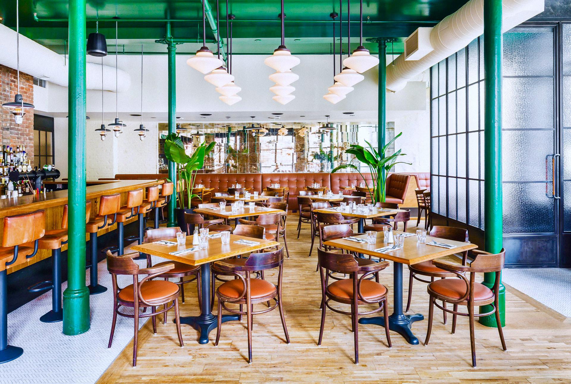 The Best Old Montreal Restaurants - Vallier Bistro for proper Québécois food