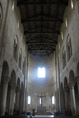 IMG_7903 - Abbey of Sant'Antimo - 270